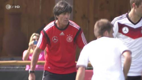 Joachim Löw – Brazil v Germany – pre-match show 8