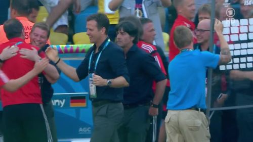 Joachim Löw – France v Germany 11