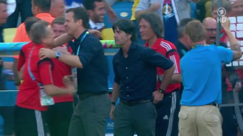 Joachim Löw – France v Germany 12