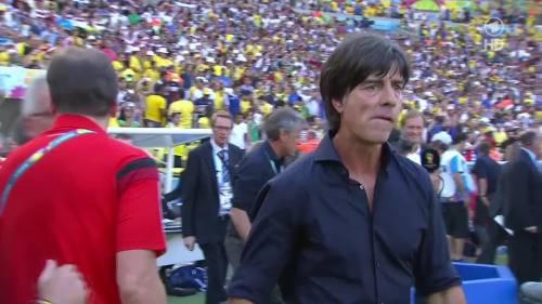Joachim Löw – France v Germany 13