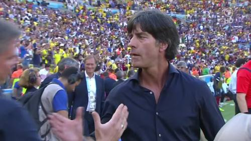 Joachim Löw – France v Germany 14