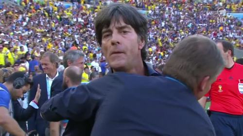 Joachim Löw – France v Germany 15