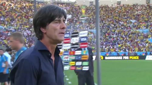 Joachim Löw – France v Germany 16