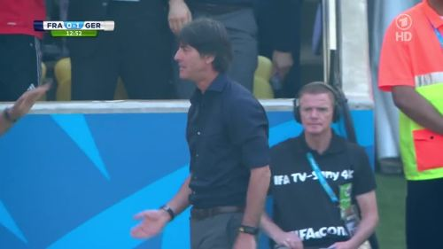 Joachim Löw – France v Germany 3