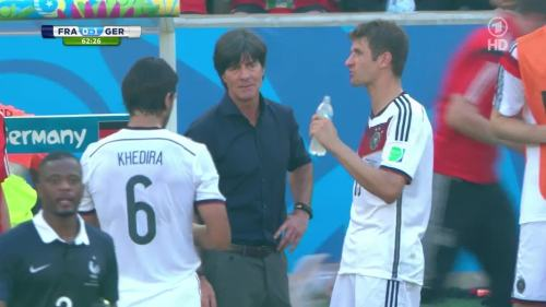 Joachim Löw – France v Germany 6
