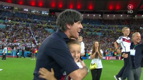 Joachim Löw – Germany v Argentina – extra time 25