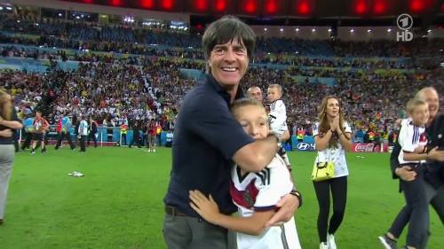 Joachim Löw – Germany v Argentina – extra time 26