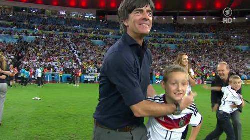 Joachim Löw – Germany v Argentina – extra time 27