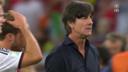 Joachim Löw – Germany v Argentina – extra time 8