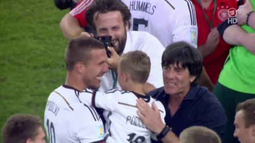 Joachim Löw – Germany v Argentina – post-match show 1