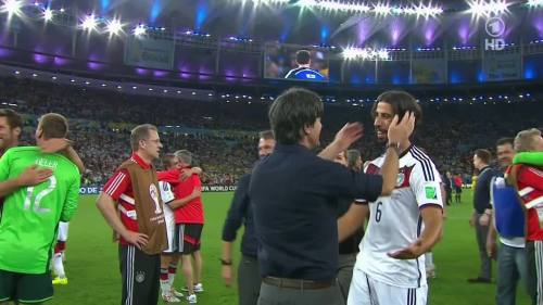 Joachim Löw – Germany v Argentina – post-match show 11