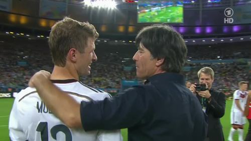 Joachim Löw – Germany v Argentina – post-match show 13