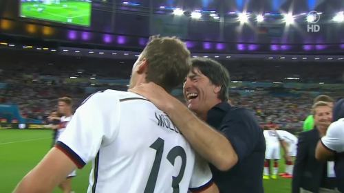 Joachim Löw – Germany v Argentina – post-match show 14
