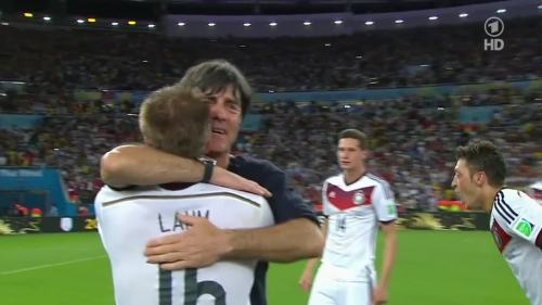 Joachim Löw – Germany v Argentina – post-match show 15