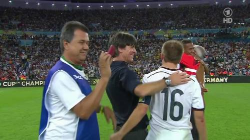 Joachim Löw – Germany v Argentina – post-match show 16