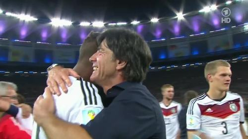 Joachim Löw – Germany v Argentina – post-match show 17