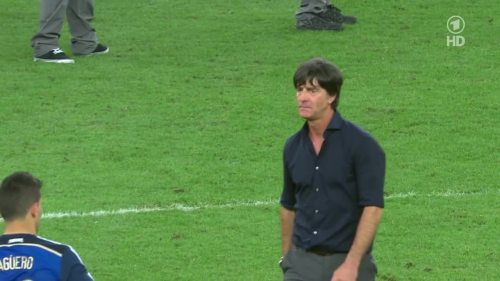 Joachim Löw – Germany v Argentina – post-match show 19
