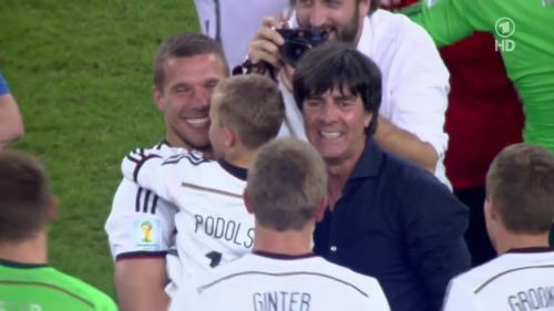 Joachim Löw – Germany v Argentina – post-match show 2