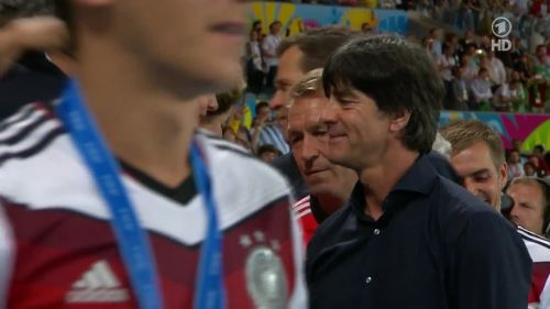 Joachim Löw – Germany v Argentina – post-match show 21