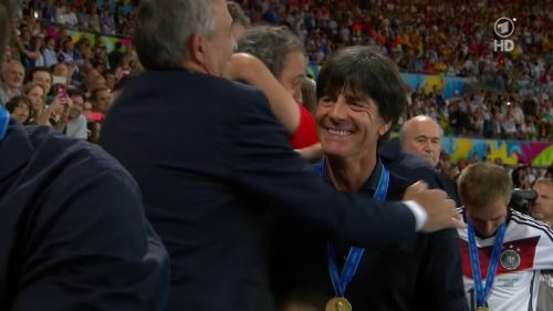 Joachim Löw – Germany v Argentina – post-match show 22