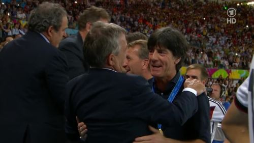 Joachim Löw – Germany v Argentina – post-match show 23