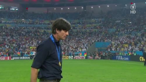 Joachim Löw – Germany v Argentina – post-match show 25