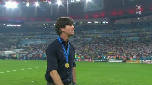 Joachim Löw – Germany v Argentina – post-match show 26