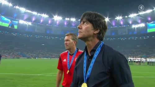Joachim Löw – Germany v Argentina – post-match show 27