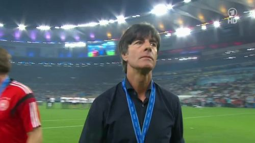 Joachim Löw – Germany v Argentina – post-match show 28