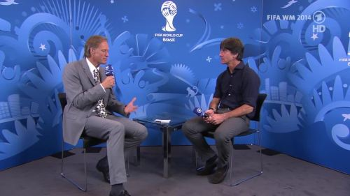 Joachim Löw – Germany v Argentina – post-match show 29