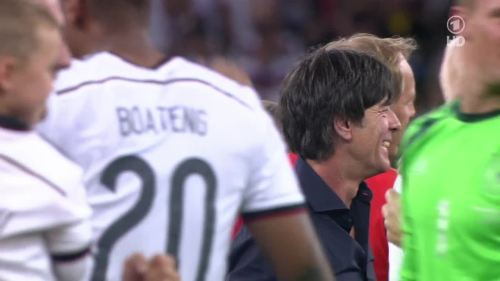 Joachim Löw – Germany v Argentina – post-match show 3