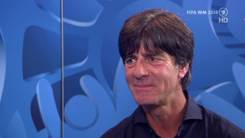 Joachim Löw – Germany v Argentina – post-match show 30