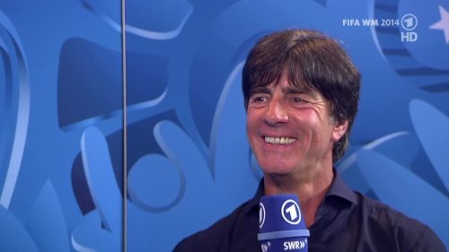 Joachim Löw – Germany v Argentina – post-match show 31
