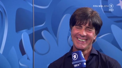 Joachim Löw – Germany v Argentina – post-match show 32