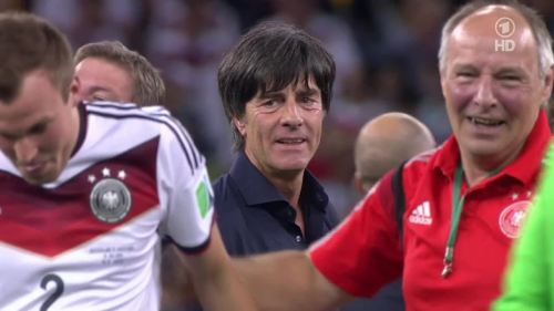 Joachim Löw – Germany v Argentina – post-match show 4