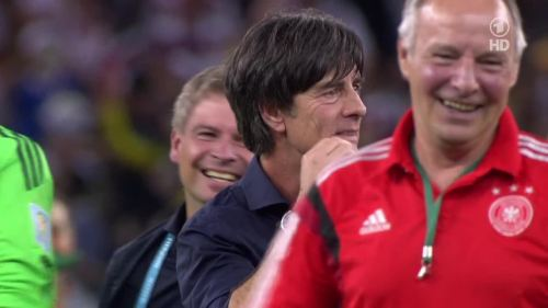 Joachim Löw – Germany v Argentina – post-match show 5