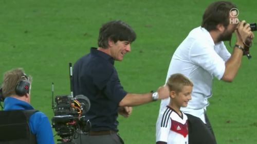 Joachim Löw – Germany v Argentina – post-match show 6