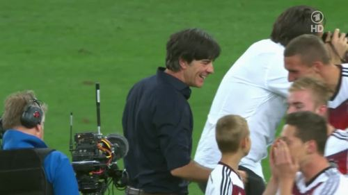Joachim Löw – Germany v Argentina – post-match show 7