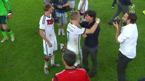Joachim Löw – Germany v Argentina – post-match show 8