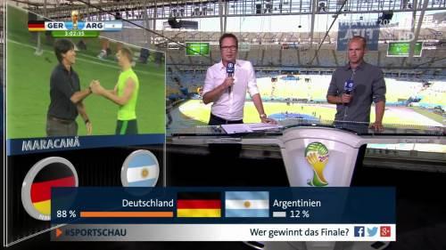 Joachim Löw – Germany v Argentina – pre-match show 1