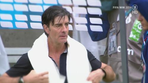 Joachim Löw – Germany v Argentina – pre-match show 13