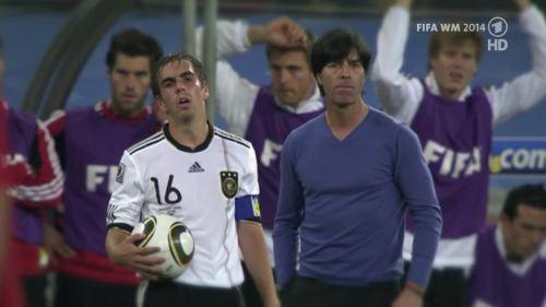 Joachim Löw – Germany v Argentina – pre-match show 16