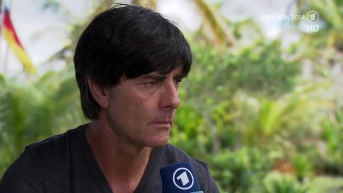 Joachim Löw – Germany v Argentina – pre-match show 17