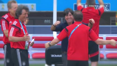 Joachim Löw – Germany v Argentina – pre-match show 18