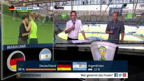 Joachim Löw – Germany v Argentina – pre-match show 2