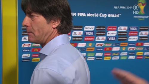 Joachim Löw – Germany v Argentina – pre-match show 25