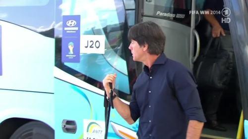 Joachim Löw – Germany v Argentina – pre-match show 28