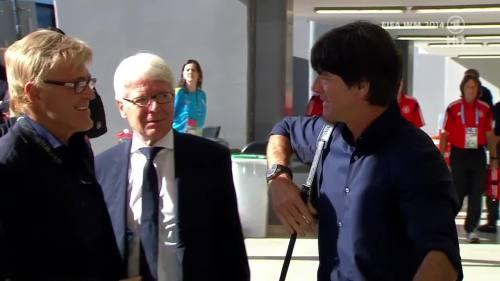Joachim Löw – Germany v Argentina – pre-match show 31