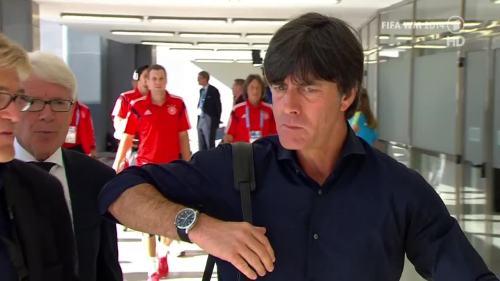 Joachim Löw – Germany v Argentina – pre-match show 32