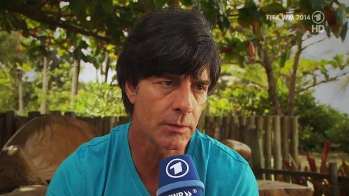 Joachim Löw – Germany v Argentina – pre-match show 39